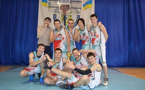 Победа NIX Solutions в Zfort BaskITball Winter Cup 2013!