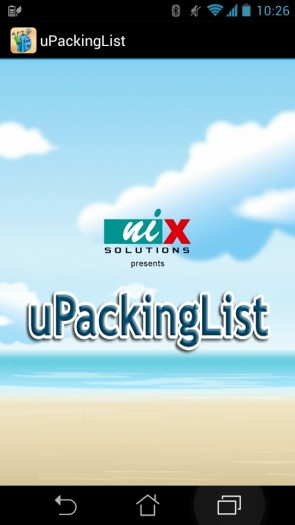 uPackingList-android-1