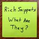 Rich Snippets - What Are They?