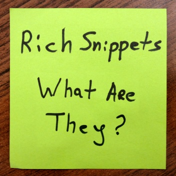 Google Rich Snippets – What Are They and Why To Use Them?