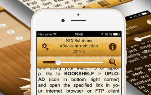 Official Review on uBooks 2.4.2 – eBook Reader for iPhone&iPad