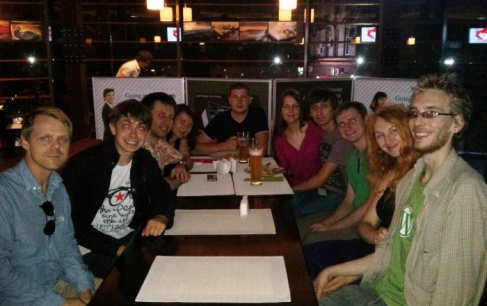 WordPress 10th Anniversary in Kharkiv