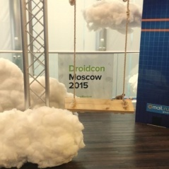 Android innovations at DroidCon, Moscow 2015