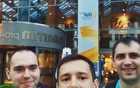NIXs Developers at the International PHP Conference 2016 in Berlin