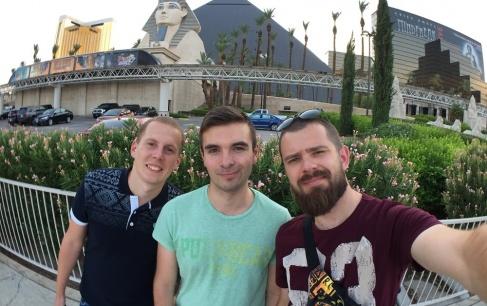 NIX Solutions Team on SpringOne Platform