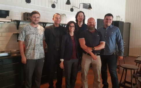 NIX Solutions' experts at Architect's Master Class
