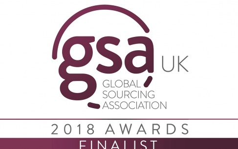 NIX Solutions is a Global Sourcing Association Award Finalist