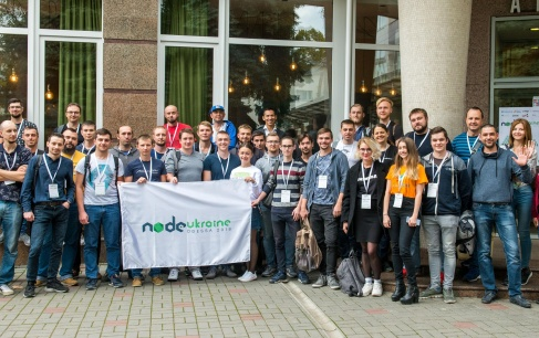 Dmitry Chirkin Delivered a Report at NodeUkraine