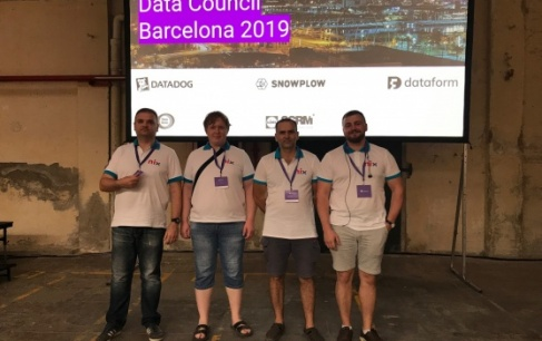 NIX at Data Council Barcelona 2019
