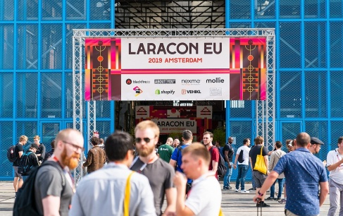 NIX at Laracon EU Amsterdam 2019