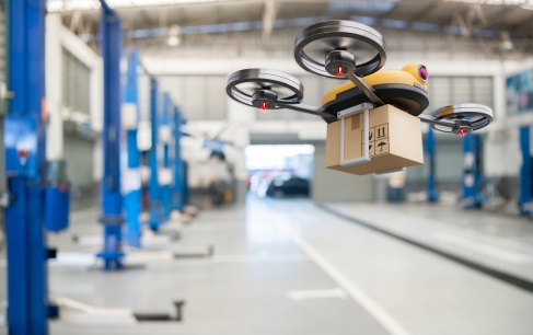 The Growing Role of IoT and Robotics in Warehousing and Supply Chain Management