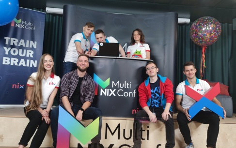 NIXMulticonf #4: 35 hours streaming, 38 speakers and 17 000 viewers