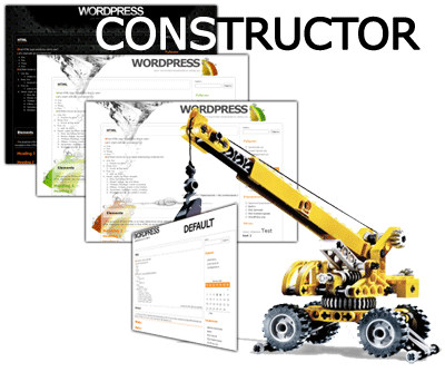 WordPress constructor