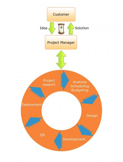 IT Project Management Services