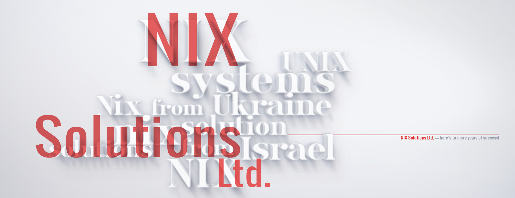 NIX Solutions Ukraine