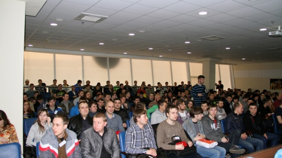 NIX Solutions Held ThinkPHP Conference #11