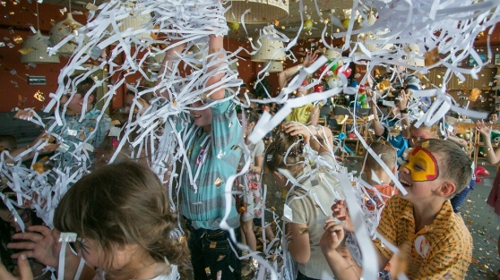 Сelebration for Kids and Grown-Ups