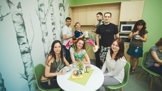 NIX Solutions in the heart of Kharkiv