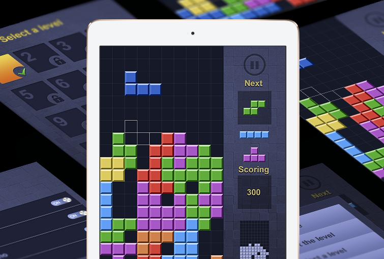 BrickArena - iPad