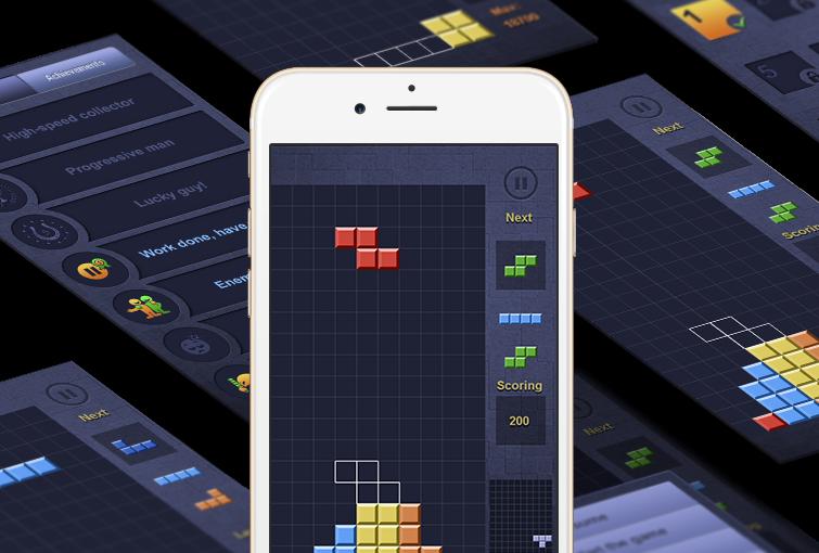 BrickArena - iPhone