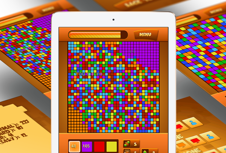 uSquareHead - iPad