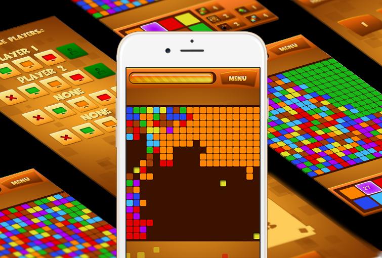 uSquareHead - iPhone