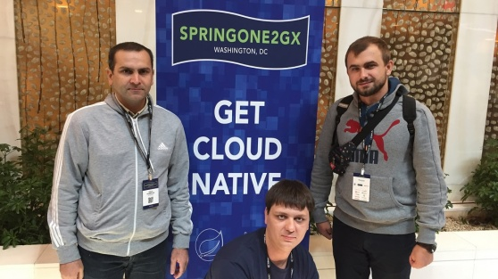 SpringOne2GX: Java Spring in September