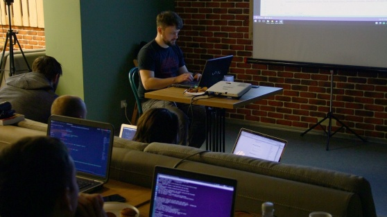 ReactJS – the most reactive workshop at NIX Solutions