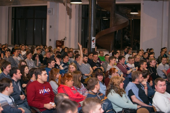 ThinkJava#3 Meetup in Kharkiv