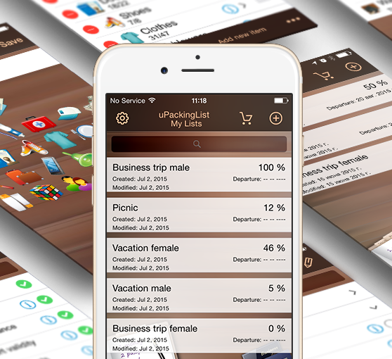 Travel Packing App is Free for iPhone