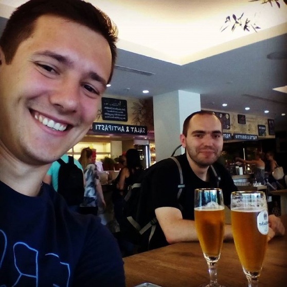 NIXs Developers at the PHP Conference 2016 in Berlin