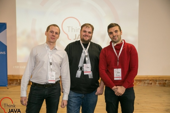 ThinkJava #4 at Kharkiv