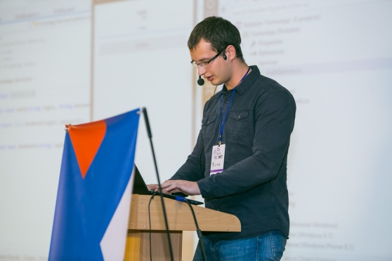 Sync.NET #3 at Kharkiv