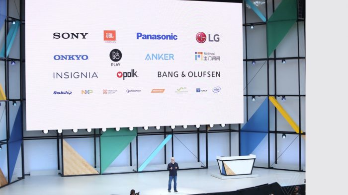 "All of the announcements at Google I/O: we tell about the future, we mean ""artificial intelligence"""