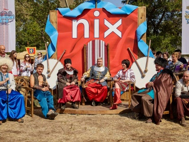 A Page in the Cossack History Book: The 24th Birthday of NIX Solutions
